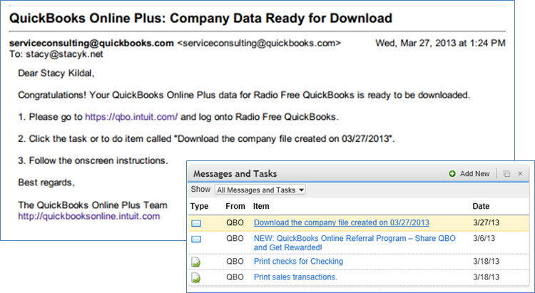 How To Convert From Quickbooks Online To Quickbooks Desktop Editions