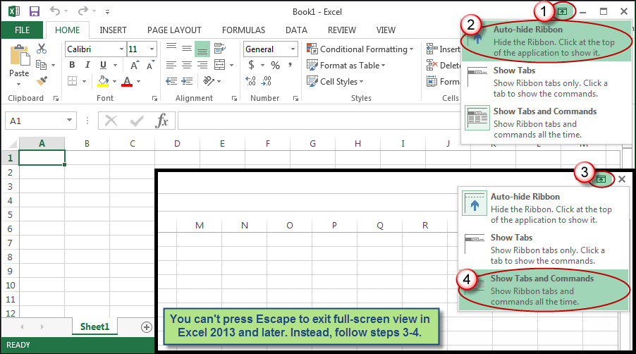 Ediblewildsus  Scenic Restoring Full Screen Command In Excel  Or Later  With Inspiring Figure  Full Screen View Has Been Replaced By Autohide Ribbon In Excel  And Later With Archaic Excel Function Text Also Using Excel On Android Tablet In Addition Supplier Evaluation Template Excel And Dropdown Box In Excel As Well As Finding P Value In Excel Additionally Excel Central Mall From Accountingwebcom With Ediblewildsus  Inspiring Restoring Full Screen Command In Excel  Or Later  With Archaic Figure  Full Screen View Has Been Replaced By Autohide Ribbon In Excel  And Later And Scenic Excel Function Text Also Using Excel On Android Tablet In Addition Supplier Evaluation Template Excel From Accountingwebcom
