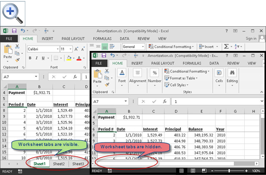 Show Hidden Worksheets In Excel 2003 Together With Printable Beginning ...