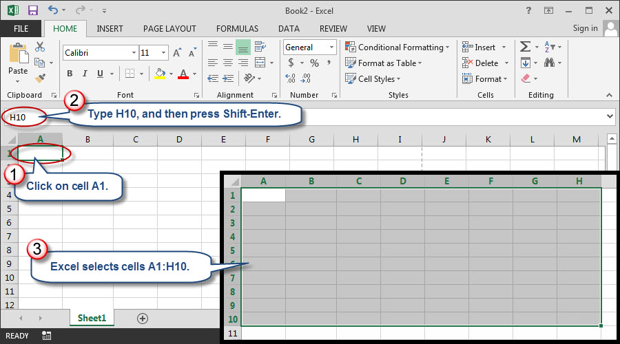 assign customer key in powerpoint 2007