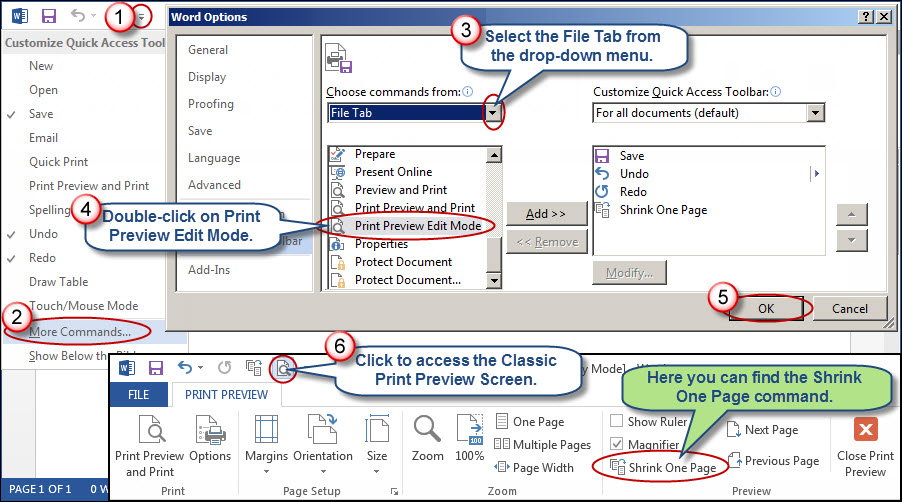 how to take a print screen of a web page