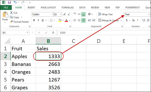 How can I write Arabic and Hindi numeral in Powerpoint and Excel 2010?