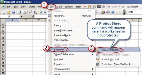 Is This Excel Worksheet Protected – What is a Worksheet in Excel