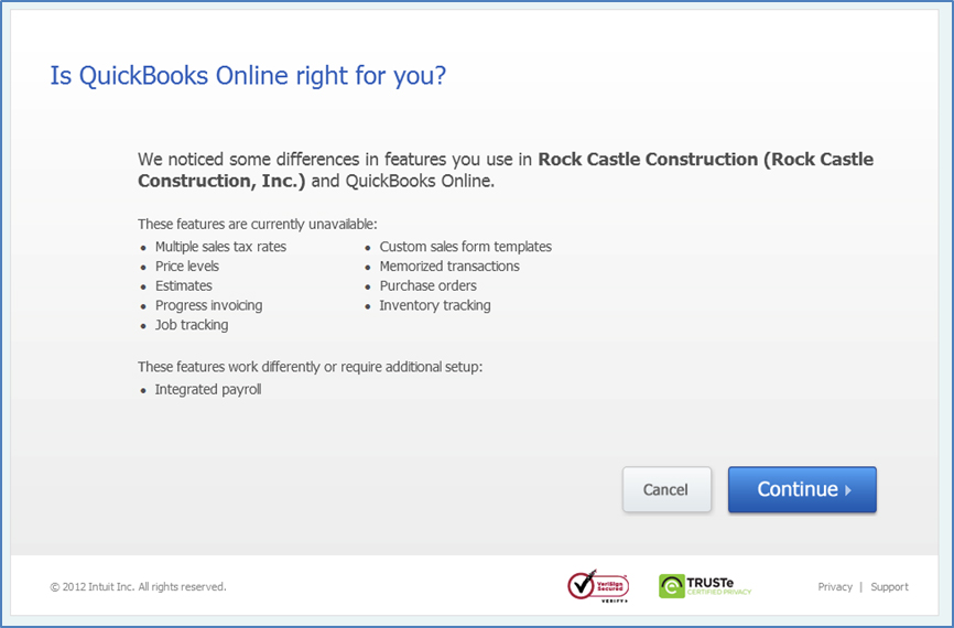 Converting Your Client from QuickBooks Desktop to QuickBooks