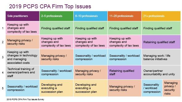 CPA Firm Issues