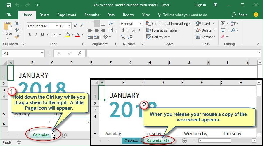 5 Ways To Duplicate Worksheets In Excel Accountingweb. Duplicate Worksheets 2. Worksheet. Vba Deselect Sheet At Clickcart.co