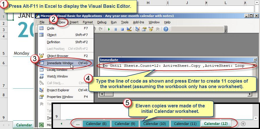 5 Ways to Duplicate Worksheets in Excel | AccountingWEB