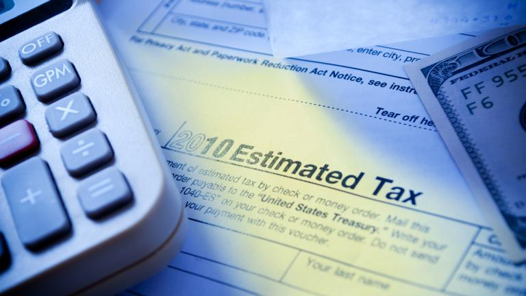 estimated tax