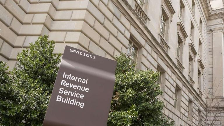 What is happening at the IRS