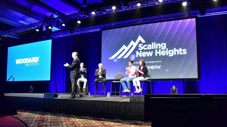 general session at Scaling New Heights 2015