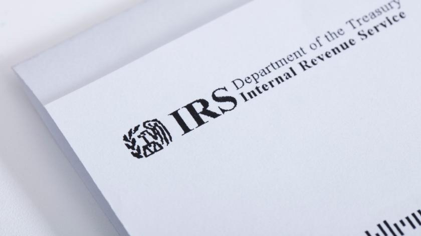 IRS Letter