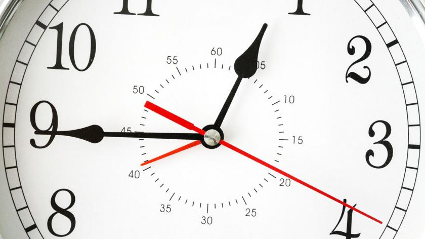 How to convert time values into hours/minutes in Excel