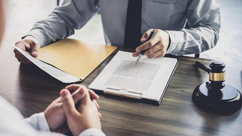 Hire an attorney for a malpractice suit