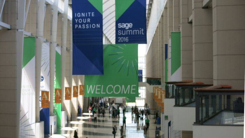 Welcome to Sage Summit 2016