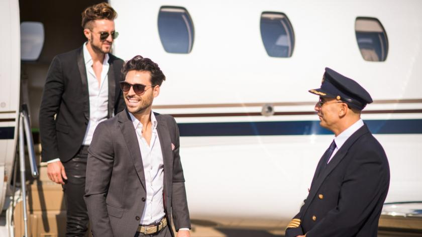 wealthy clients