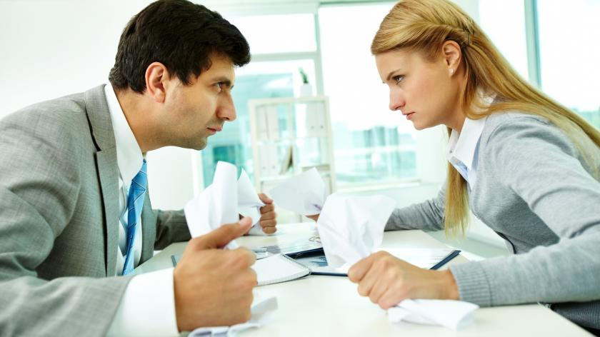 4 Best Ways to Resolve a Disagreement with a Co-Worker | AccountingWEB