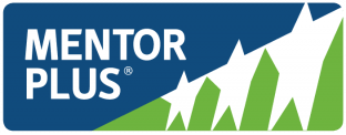 Mentor Plus logo