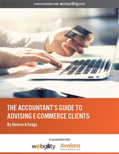 The Accountant's Guide To Advising E-Commerce Clients