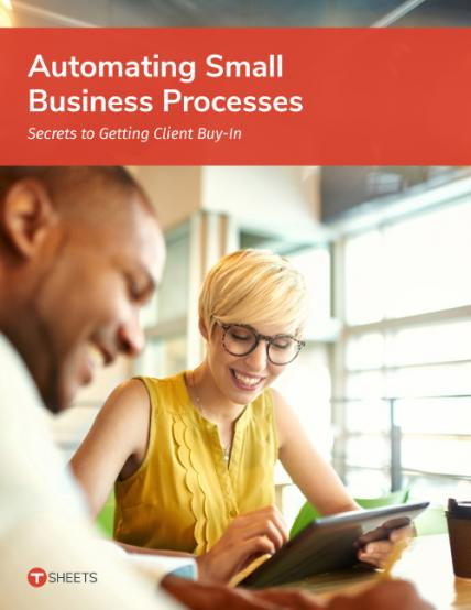 Automating Small Business Processes