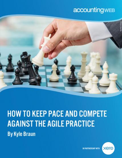 How To Keep Pace And Compete Against The Agile Practice