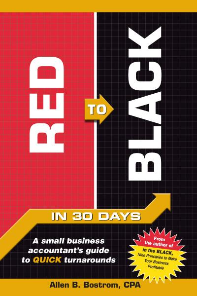 Red to Black in 30 Days